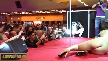 american pornstars lesbian fuck on stage