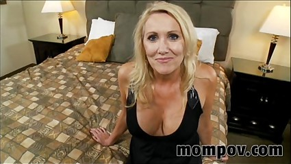 Ex playboy milf fucking and sucking on video