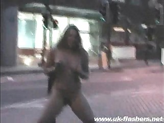 Crazy Amateur Public Nudity with faye rampton