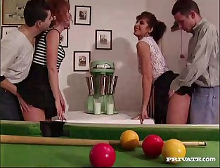 Kai Nobel and Stephanie Hart, Anal Pool