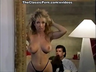 Busty blonde on hard and fat stick