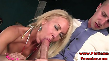 Erica Lauren riding on dick