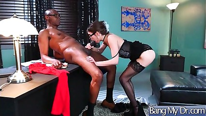 Patient (Riley Reid) Come To Doctor And Get Sex Treatment vid-28