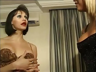 TRANSEXUAL MONSTER COCKS #3