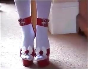 Sissy Christmas Maid