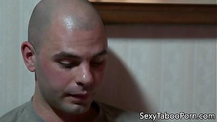 Sissyboy analfucks girlfiend before jizzing