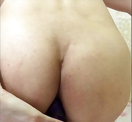 Master's Assignment (Fucking my ass with toy)