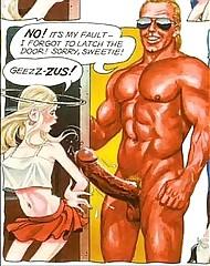 Skinny Horny Girl Loves Cock