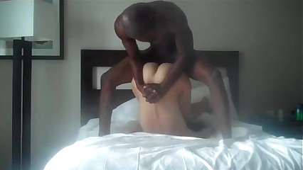 BBC forces white chick to squirt
