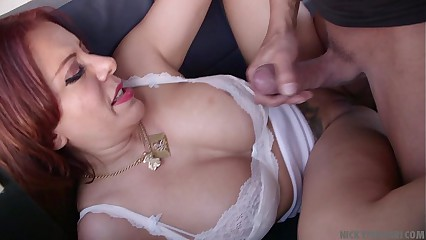 Super HOT Latina MOM MILF Nicky Ferrari