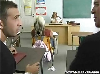Abby Rode Horny Teacher