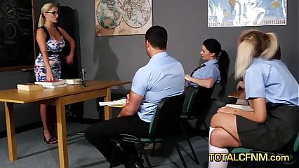 Teens Get Schooled By Sex Ed Teacher