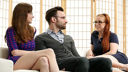 Hardcore Threesome Fuck