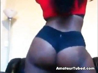 Heavy duty big black ass twerk omg ameman