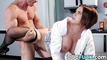 Krissy Lynn and Doc Fuck
