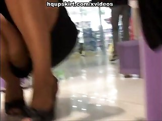 Accessory store real teen upskirts