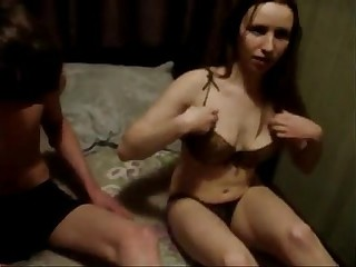 Slut wife Julia Threesome