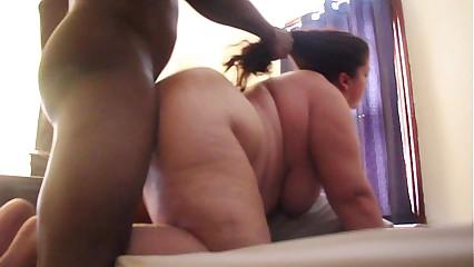 HUGE ass BBW