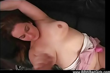 Brother Surprises BBW Sister With Sex