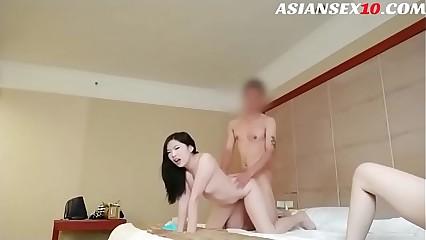 China Sauna Full Service - two Girls