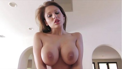 Watch big tits stunner gets fucked