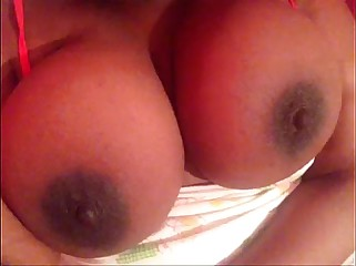 Playing w/ my tits(part2)