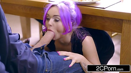 Quiet English Dinner Turns into Swinger's Night - Jasmine James, Skyler McKay