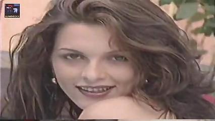 Luiza Ambiel (Gata da banheira do Gugu) - Vídeo da Sexy