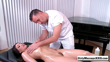Banging The Bride with Vicki Chase from Dirty Masseur-part02