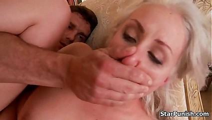 Blonde bride gets fucked hardcore on her wedding night-part-03