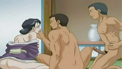 Anime Virgin Sex For The First Time
