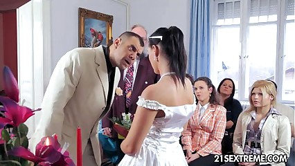 Scandalous Wedding Wild Devil