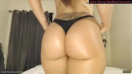 Super Oil Anal Play - More Girls at WamBamCams.com