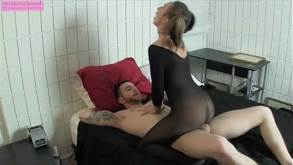 Olivia Lowe - Tied Up And Denied