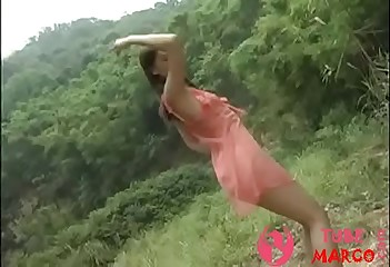 Chinese Naked Ladies Bonus Dance