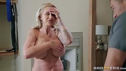 Sneaky Mom 3 - Ryan Conner - FULL SCENE on http://bit.ly/BraSex