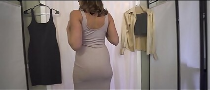 Mom And Son Dressing Room Sex