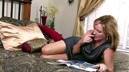 Mom gives son boner pills