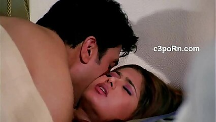Beauty Actress Hot Romantic Bed Scene