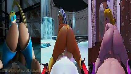 3D Hentai Beauties POV Series Vol 1 View more animation videos - befucker.com