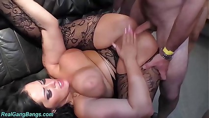 busty german Milf Ashley Cumstar extreme banged