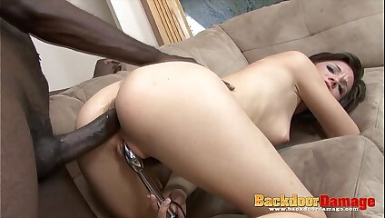 Petra Loves Black Cock Anal
