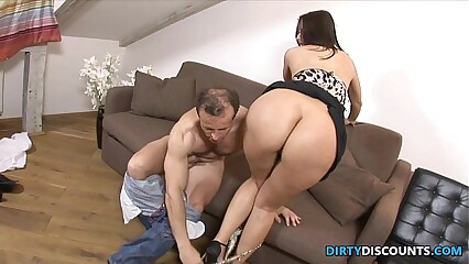 Anally fucked big ass ho