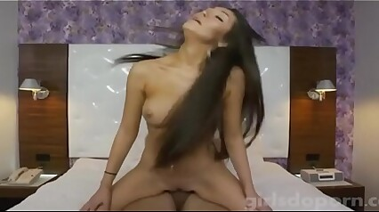 Asian barbie girlsdoporn