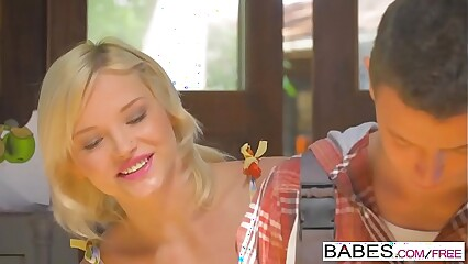 Babes - Elegant Anal - (Zazie Skymm) - Carpenter Yard