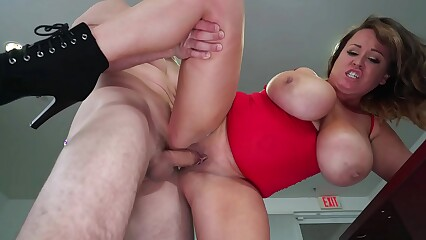 BANGBROS - Big Tits MILF Brandy Talore Getting The D From J-Mac