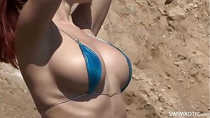 AssPerv Micro Bikini