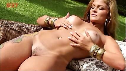 Lorena Bueri e Sabrina Torres Making of Sexy
