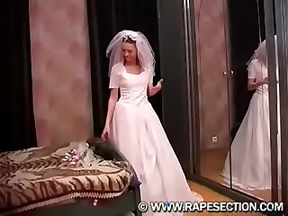 Bride abused