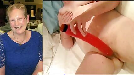 Church wife Exposed Bride to 12 inch Slut